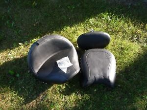 seat only for yamaha650 v star fits all 1998 to 2014