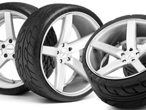 Tire changes& balances, auto repairs