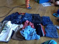 Boys size 2-4 fall winter clothes
