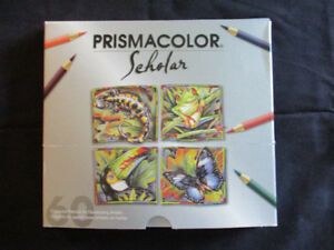 For the Artist or Adult Coloring, a mixture of artists pencils