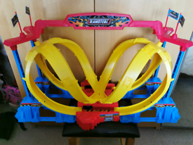 Toys Teamsteal car track