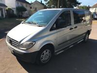 Mercedes-Benz Vito 2.1TD Comfort - Compact Dualiner 111CDI *NO VAT*