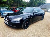 2009 BMW 525 3.0TD AUTO d SE Business Edition - 12 MONTHS MOT - SERVICE HISTORY