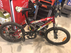 "Boys 20"" Supercycle mountain bike"