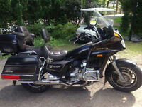 Goldwing Aspencade 1200cc 1984 2000$
