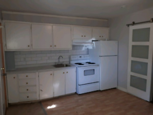 Avail 1 Dec. Great location 4 blocks to downtown Dart.