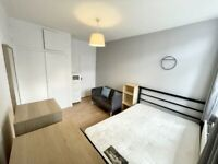 Rent double rooms are in the same flat and located in Homerton (Hackney) Zone 2, Postcode: E9 6BP