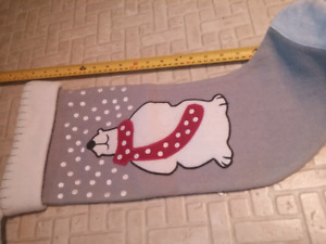 Christmas Stocking-$8-new with tags