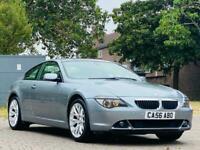 BMW 6 Series 3.0 630i Sport 2dr (FSH+CLEAN+SAT NAV+12M MOT)