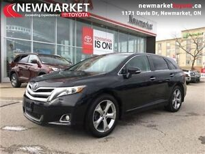 2013 Toyota Venza   LEATHER - ROOF - NAVIGATION - V6 AWD
