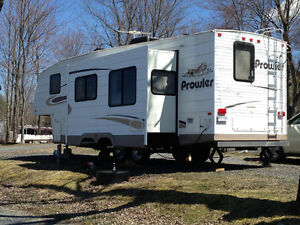 Fifth WHeel  30 pieds  -   A VENDRE