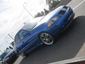 2004 Nissan Sentra SE-R Spec V Sedan