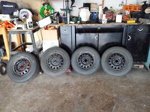 Very good all season tires