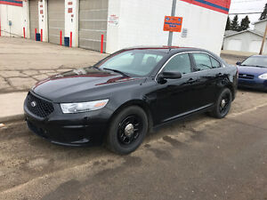 2013 Ford Taurus AWD, Automitic Police Intercepter