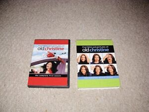 THE NEW ADVENTURES OF OLD CHRISTINE TV SERIES SET FOR SALE!