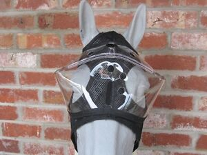 Fly Masks, Recovery & Racing Visors!