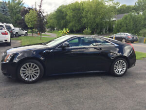 2012 Cadillac CTS Coupe ***Bas Milage***