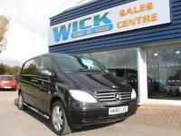 2011 Mercedes-Benz VITO 111 CDI COMPACT SWB SPORT Van *NO VAT* Manual Medium Van