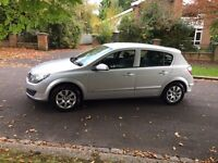 2006 Astra 1.6 Club Twinport tax and Moted