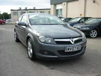 2007 Vauxhall Astra SRI CDTI 1.9 X-pack Sports Hatch Finance Available