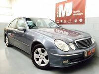 2004 E240 AVANTGARDE AUTO ** ONLY 71k **