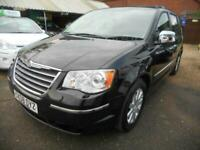 Chrysler Grand Voyager 2.8 CRD Ltd Automatic 7 Seats 2008/08
