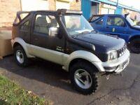 2004 Suzuki Jimny - off roader