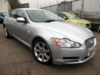 2011 11 Jaguar XF 3.0TD V6 auto Luxury Saloon, Full Service History,Diesel