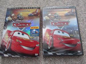 Disney & Pixar's Cars on DVD - Still Sealed