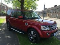 2014 14 Land Rover Discovery 4 3.0SD V6 ( 255bhp ) Auto HSE Luxury 1 OWNER