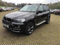 BMW X5 3.0TD AUTOMATIC SPORTS PACK VERY LOW MILAGE MOT AND SERVICE 13K OF EXTRA