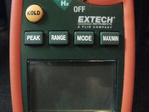 Extech EX845 1000A AC/DC True RMS Clamp/DMM with IR Thermometer Windsor Region Ontario image 6