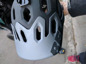 Bell mountain bike helmet