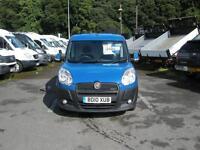 2010/10 FIAT DOBLO CARGO L1 H1 90 1.3 JTD 16V EURO 5 SLD DIESEL VAN [ NO VAT !!]