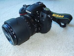 Nikon D7000 Camera and Lenses
