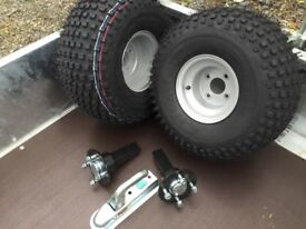 Trailer quad trailer kit atv kit