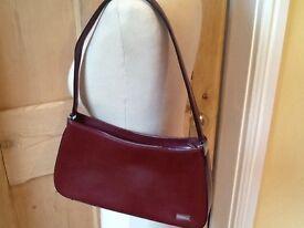FIORELLI little handbag dark red