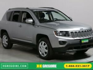2015 Jeep Compass NORTH 4X4 AUTO CUIR A/C GR ELECTRIQUE