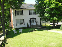 Renovated one bedroom apartment plus den for rent- Shediac