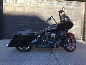 2012 Harley Davidson FLTRX Road Glide Custom
