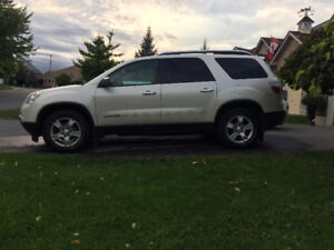 2008 GMC Acadia - Clean and well  maintained