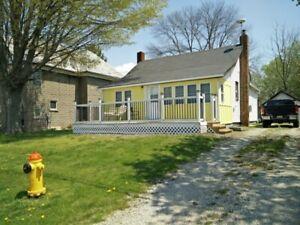 Port Burwell Cottage Rental