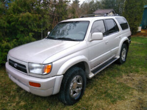 1998 Toyota 4Runner Limited, FIXER UPPER AS IS