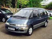TOYOTA AMINA 2.2 DIESEL 7 SEATER AUTOMATIC MINT RUNNER FULL MOT FREE DELIVERY 649