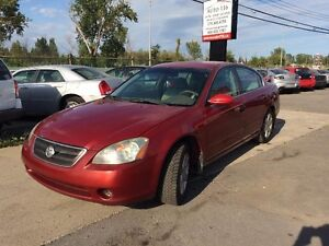 Nissan Altima 4dr Sdn 2.5 2004