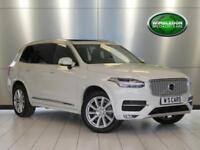 2016 VOLVO XC90 T6 INSCRIPTION AWD [ XENIUM PACK, 7 SEATS, PAN ROOF, SELF PARK,