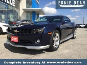 2011 Chevrolet Camaro 1LT  ONLY 23000 KM - NEW TIRES - AUTOMATIC