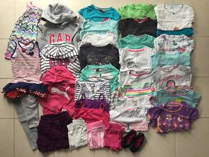 Lot de vêtement 2ans-3ans