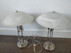 Ashley furniture table lamps