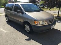 TOYOTA SIENNA 2003 E-TESTED GREAT CONDITION